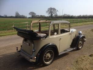 Picture of 1935 Austin Seven Pearl Cabriolet - early 'AC' model SOLD