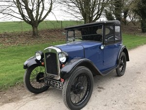 Picture of 1930 Austin 7 Boat Tail Two Seater Tourer RESERVED SOLD