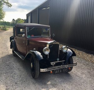 Picture of 1934 Austin 10/4 Cabriolet SOLD