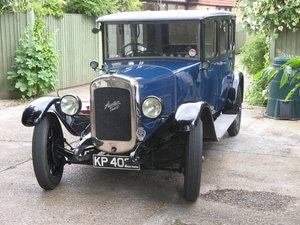 Picture of 1929 Austin 16/6 Burnham Saloon SOLD