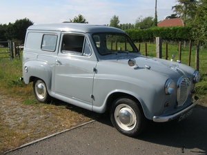 Picture of 1963 AUSTIN A35 VAN. 1275cc. DISC BRAKES. REAR SEAT. SOLD