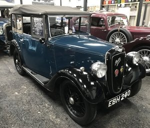Picture of 1937 Austin 7 'AAL' Four Seat Tourer SOLD