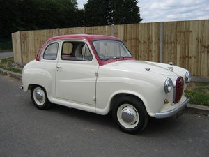 Picture of 1957 AUSTIN A35 2DOOR. STUNNING CONDITION. FRESH RESTORATION SOLD