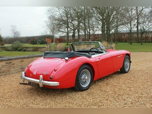 1962 AUSTIN HEALEY 3000 MK2 For Sale (picture 3 of 23)