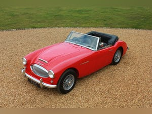 1962 AUSTIN HEALEY 3000 MK2 For Sale (picture 5 of 23)