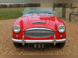 1962 AUSTIN HEALEY 3000 MK2 For Sale (picture 6 of 23)