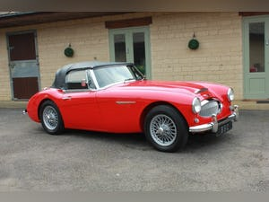 1962 AUSTIN HEALEY 3000 MK2 For Sale (picture 10 of 23)