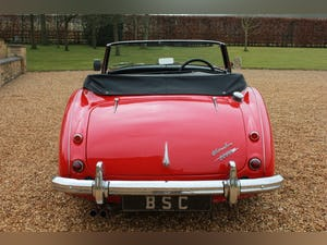 1962 AUSTIN HEALEY 3000 MK2 For Sale (picture 12 of 23)