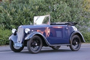 Picture of Austin Seven Opal Roadster, 1936 SOLD