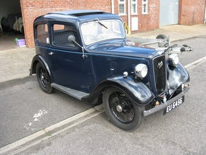 Picture of 1937 Austin 7 Ruby Mk2 with sunroof. SOLD