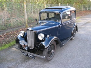 Picture of 1938 Austin 7 Ruby Mk2 with sunroof SOLD