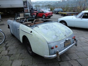 1950 Austin A40 Sport Convertible For Sale (picture 2 of 6)