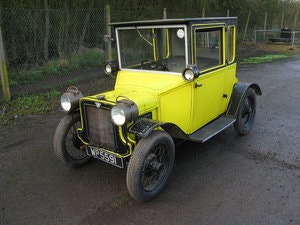 Picture of 1934 Austin 7 Special Edwardian Style Saloon SOLD