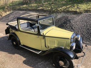 Picture of 1933 Austin Ten Cabriolet  SOLD