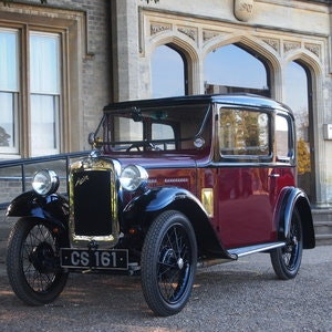 Picture of 1933 Austin Seven RP Saloon, 4 Speed, RESERVED FOR JIM. SOLD