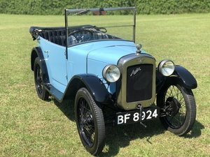Picture of 1929 Austin Seven Chummy SOLD