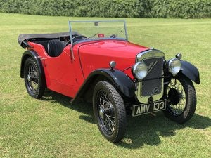 Picture of 1934 Austin 7 Arrow Foursome Sports Tourer SOLD