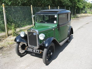 Picture of 1933 Austin 7 RP Saloon with sunroof SOLD