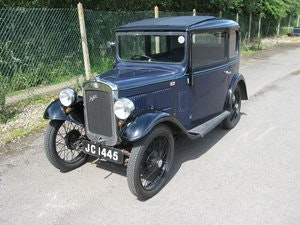 Picture of 1934 Austin 7 RP Saloon with sunroof SOLD