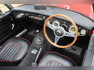 1962 AUSTIN HEALEY 3000 MK2 For Sale (picture 23 of 23)