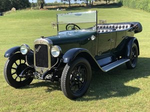 Picture of 1927 Austin 12/4  tourer SOLD