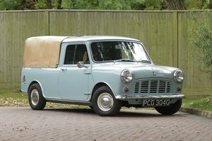 Picture of 1968 Mini Pickup, 1275GT engine SOLD