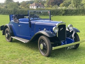 Picture of 1935 Austin 12/4 Harrow - 2-Seater Tourer with Dickey SOLD