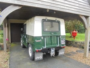 Picture of 1965 Austin Gipsy G4 Short Wheel Base. For Sale