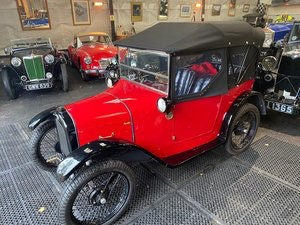 Picture of 1925 Austin Seven 'Pram-hood' Chummy - Best Available SOLD