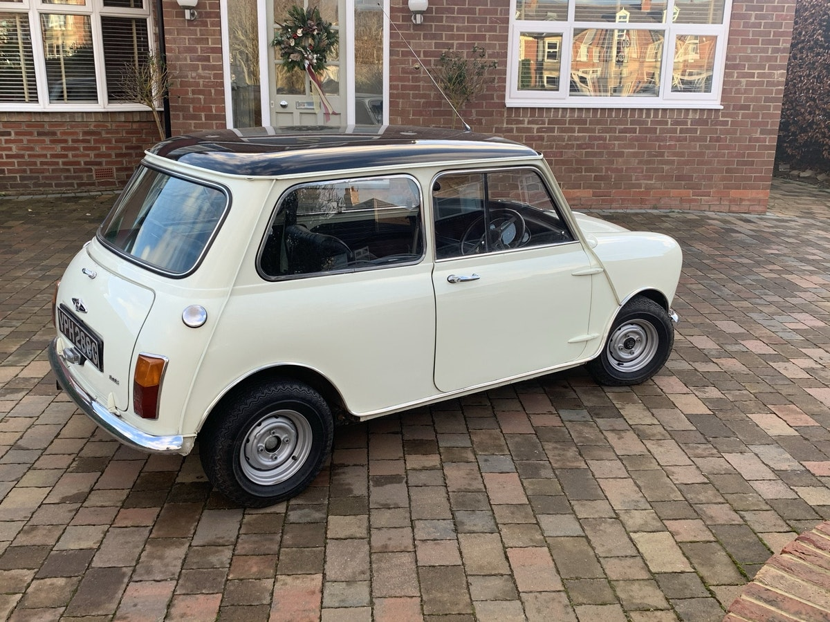 1968 MK 2 Cooper S 1275cc Genuine Heritage Certificated car. For Sale (picture 3 of 10)