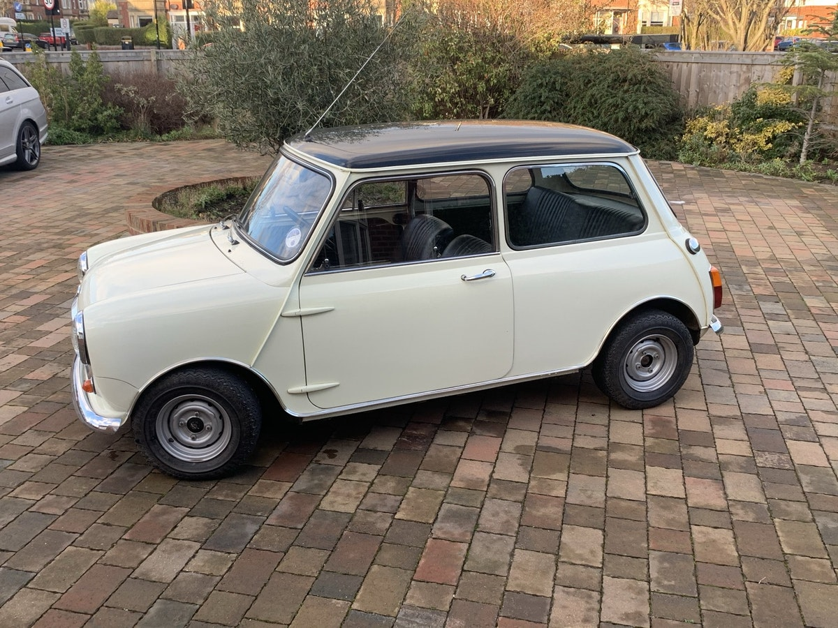 1968 MK 2 Cooper S 1275cc Genuine Heritage Certificated car. For Sale (picture 5 of 10)