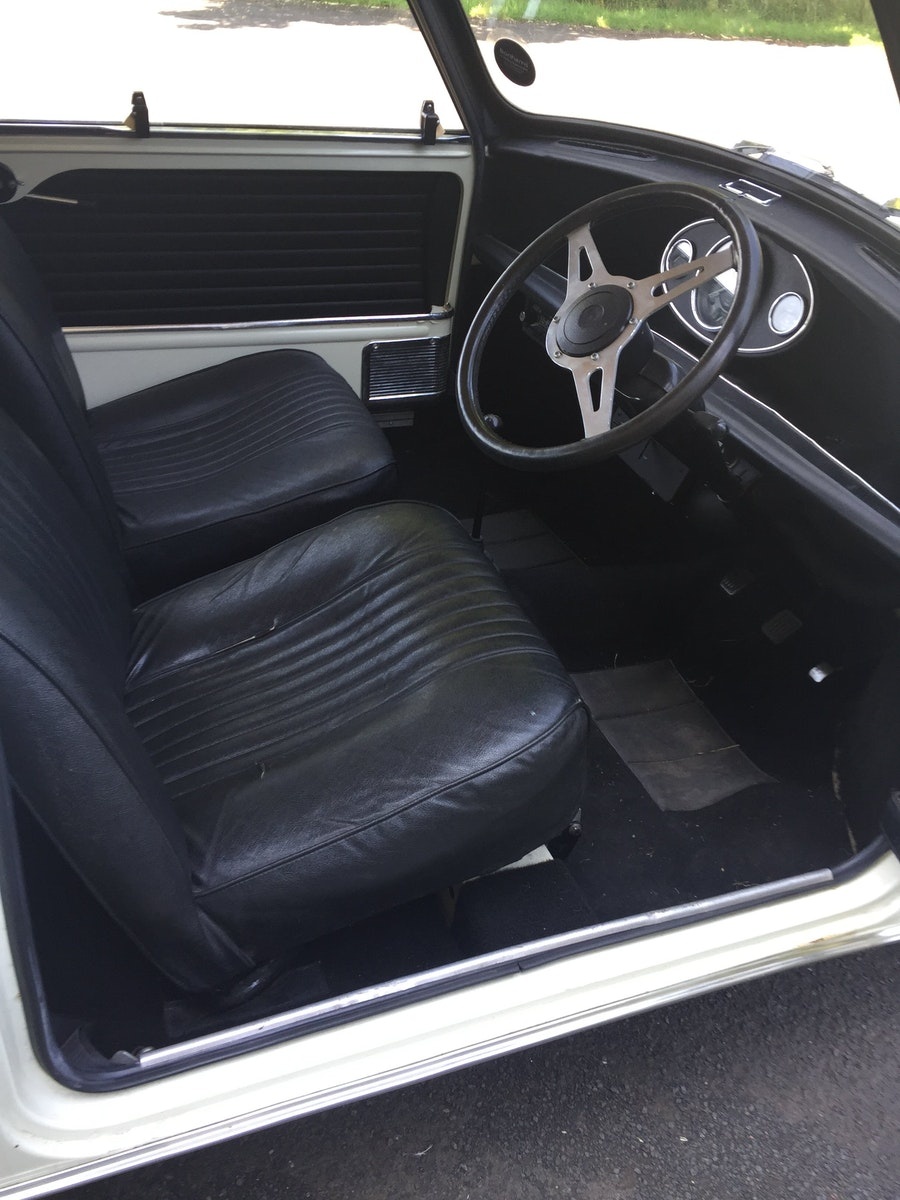 1968 MK 2 Cooper S 1275cc Genuine Heritage Certificated car. For Sale (picture 9 of 10)