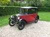 Picture of 1932 Austin 7 RN Box Saloon SOLD