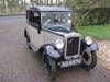 Picture of 1934 Austin 7 RP Box Saloon SOLD