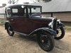 Picture of 1932 Austin 7 RN Saloon -  for sale in Hampshire SOLD
