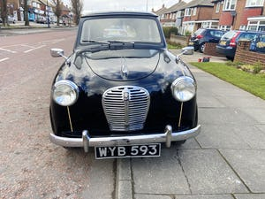 1957 Austin A30, 10000 miles from new For Sale (picture 1 of 12)
