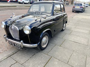 1957 Austin A30, 10000 miles from new For Sale (picture 2 of 12)