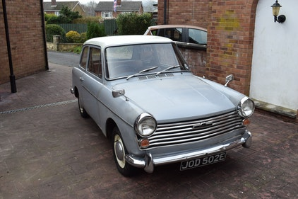 Picture of 1967 Austin A40 Farina Mk 11 Saloon For Sale