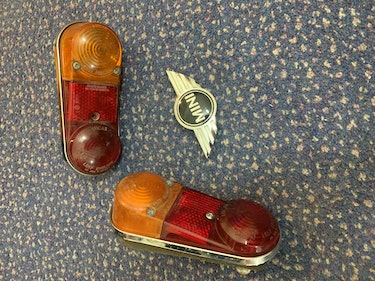 Picture of 1979 Austin Mini Van / Estate Tail Lights  - Very Rare  £ 15 For Sale
