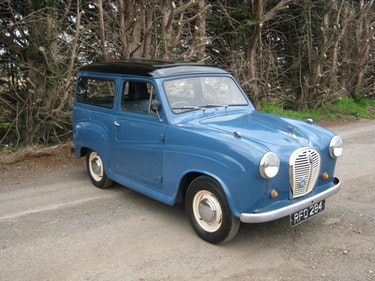 Picture of 1958 AUSTIN A35 COUNTRYMAN/VAN. TAX & MOT EXEMPT. For Sale