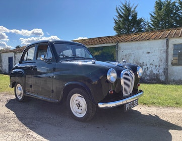 Picture of 1955 Austin A35 For Sale by Auction