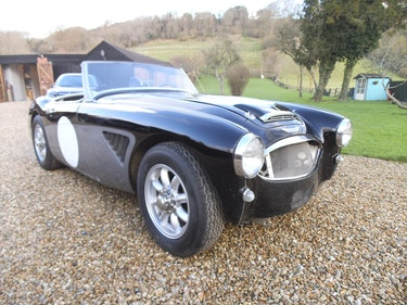 Picture of 1958 AUSTENHEALEY 100/6 BN6 2-SEATER RACE CAR For Sale