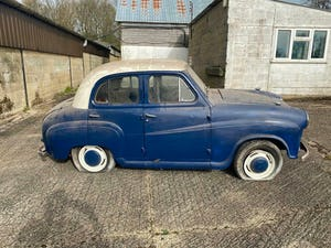 1955 A Rare Chance to Aquire an Austin A30 Restoration Project For Sale (picture 3 of 12)