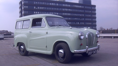 Picture of 1956 Austin A35 Countryman (AP5) - superb throughout For Sale
