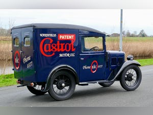 Austin 7 Delivery Van 1935 For Sale (picture 1 of 12)