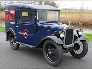 Austin 7 Delivery Van 1935 For Sale (picture 5 of 12)