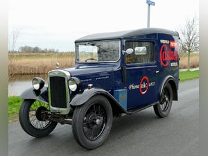 Austin 7 Delivery Van 1935 For Sale (picture 6 of 12)