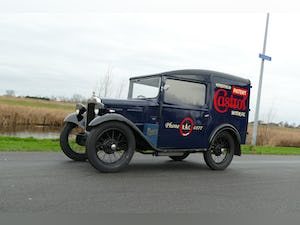 Austin 7 Delivery Van 1935 For Sale (picture 7 of 12)