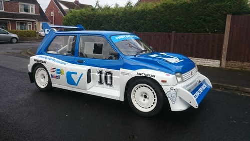 Picture of 1981 MG METRO 6R4 rep V6 must see may px For Sale