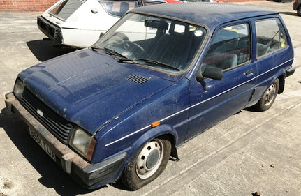Picture of 1984 AUSTIN METRO 1300L For Sale by Auction
